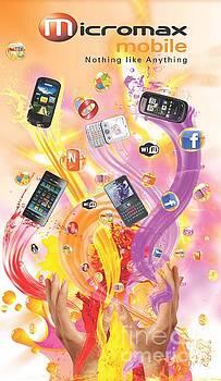 Micromax-Branding by Sayeed Iqbal