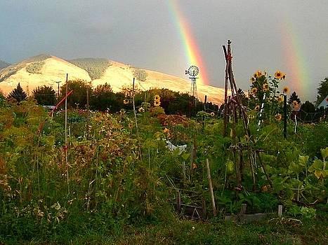 Missoula Rainbow by Scott Manning