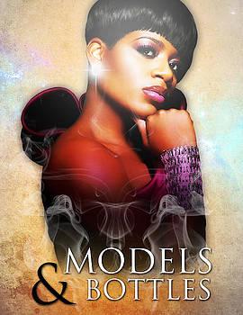 Models Bottles by Andre Samuels