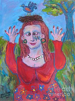 Mona Got a Manicure by Marlene Robbins