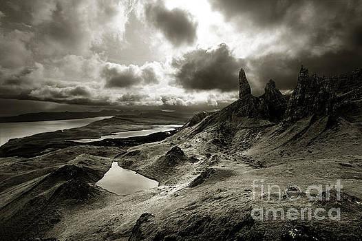 Moody Isle of Skye by Matt Tilghman
