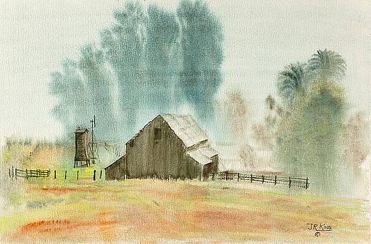 Morning Mist by Joanne King