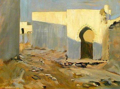 Morocco by Joyce Snyder