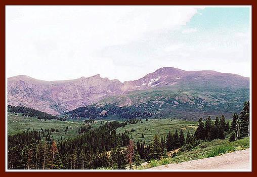 Mount Evans Wildreness by Stephen Janko