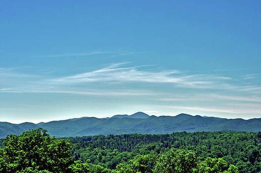 Mt. Pisgah by Donnie Smith