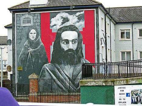 Murals of Derry 1 by Maggie Cruser