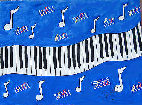 Music Music Music by Charles Spillar