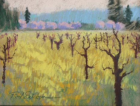 Mustard Vines by Reif Erickson