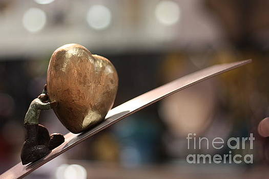 My Beautiful Heart close up by Chris Mackie