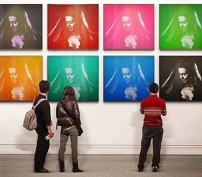 My Life on Display by Tasha Starr