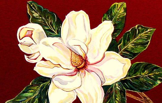 My Precious Magnolia.. by Tanya Tanski