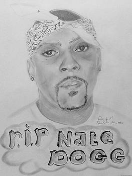 Nate Dogg by Estelle BRETON-MAYA