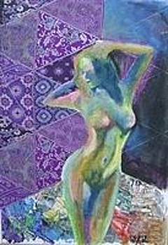 Neon Nude by George Williams