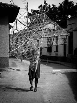 Net Man by Shane Rees