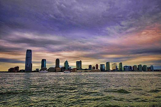 New York City Skyline by Rianna Stackhouse