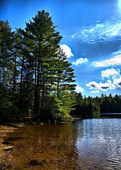 NH Lake 3 by Edward Myers