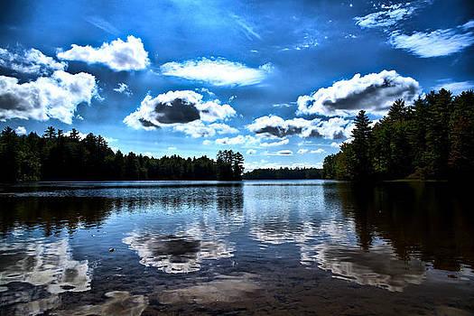 NH Lake 4 by Edward Myers