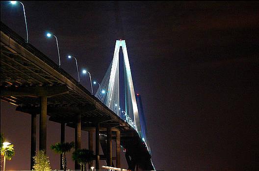 Night Bridge by Donnie Smith