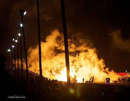 Night on Fire by Walt Jackson