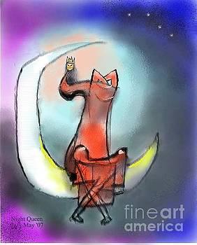 Night queen 5 by William Baumol
