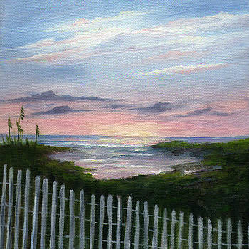 Niki's Beach by Rosie Brown