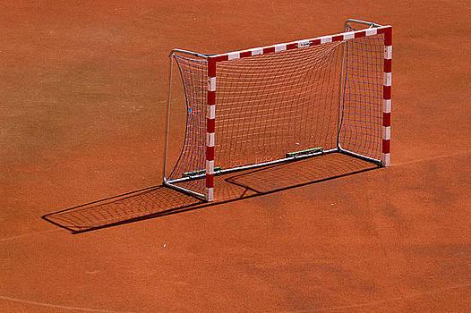 No goalkeeper by Daniel Kulinski