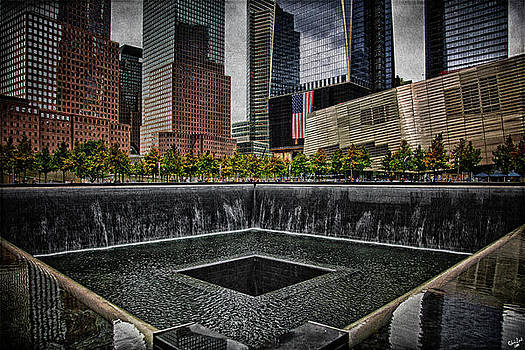 North Tower Memorial by Chris Lord