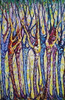 Norwegian Woods by Avi Gorzhaltsan