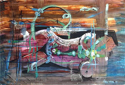 Nude 2 by Vikas Yadav