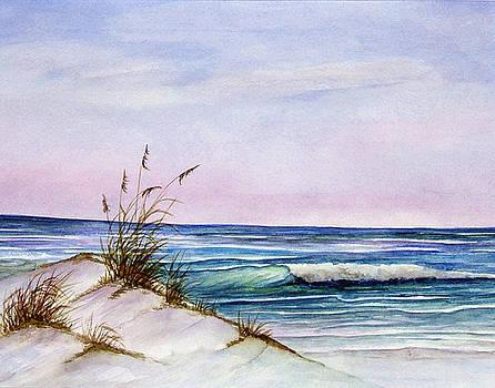 Okaloosa Beach by Rosie Brown