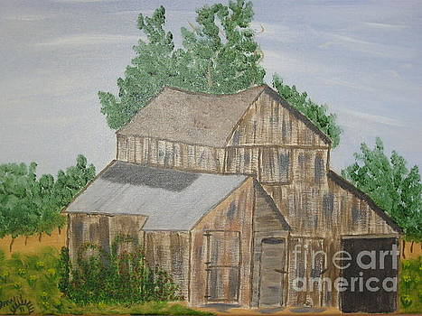 Old Family Barn by Dawn Harrold