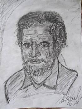 Old man  by Isabela B