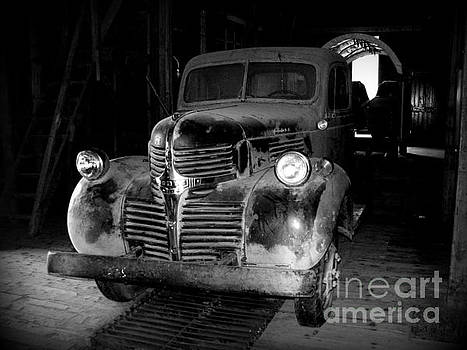 Old Truck 1 by Ashley Vipond