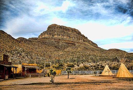 Old West by Frank Freni