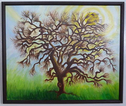 Open Space Tree by Lila Strong