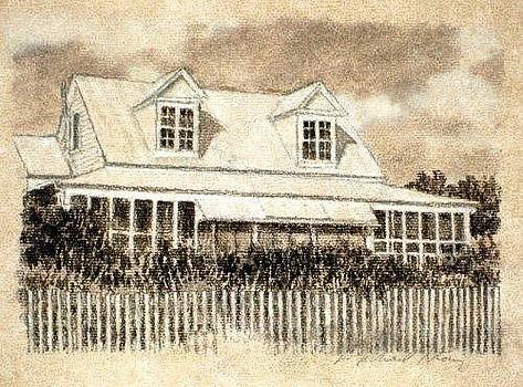 ORIGINAL Sullivan's Cottage Study by Michael Story