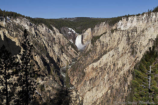 Overlook Falls by Charles Warren