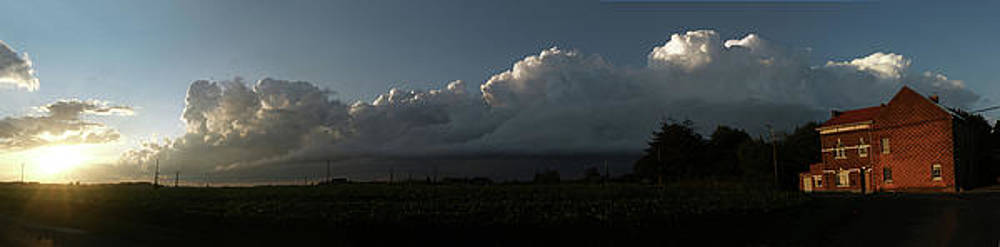 Passing Storm by Erik Tanghe