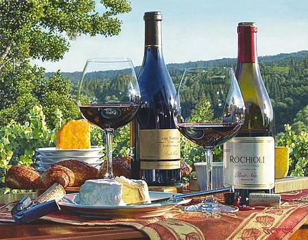 Passion for Pinot by Eric Christensen