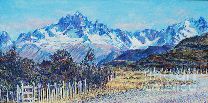 Patagonia Country by LeRoy Jesfield