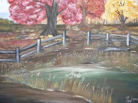 Peaceful Day by Trisha Ward