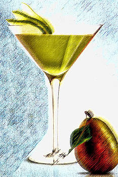 Pear Martini by Rianna Stackhouse