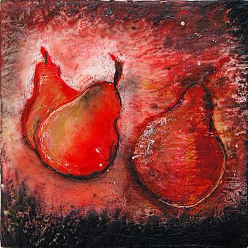 Pears... by Zina Chmielowski