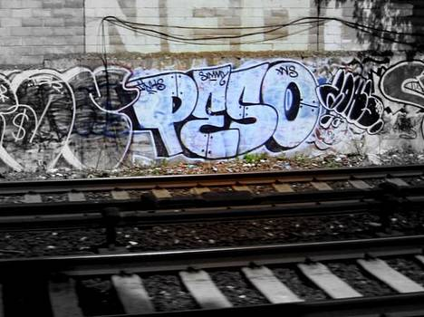 Peso was Here by Maria Scarfone