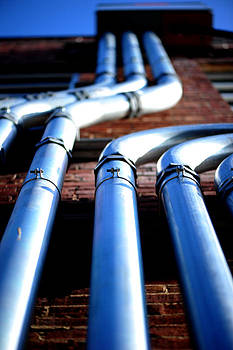 Pipes by Frank DiGiovanni