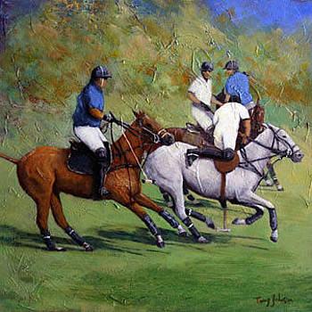 Polo 1 by Tony Johnson