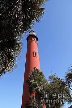 Ponce Inlet Lighthouse by Theresa Willingham