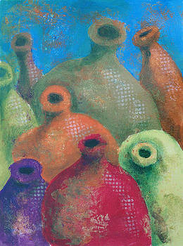 Pottery Chorus by Christine Peterson