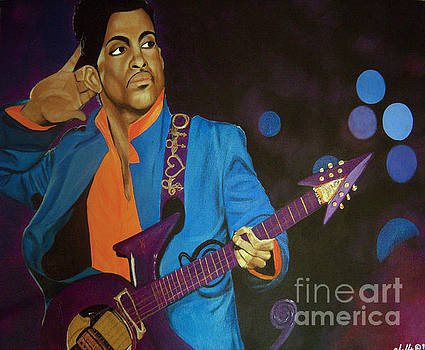 Prince by Chelle Brantley