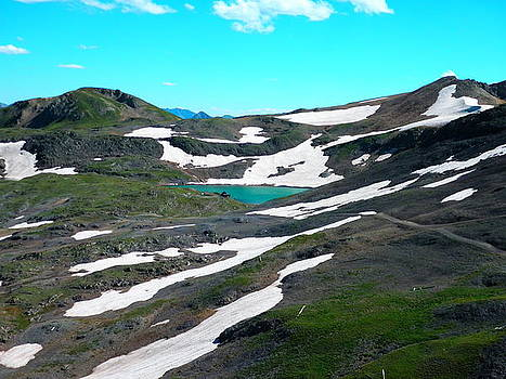 Ptarmigan Lake by Jennifer Speer